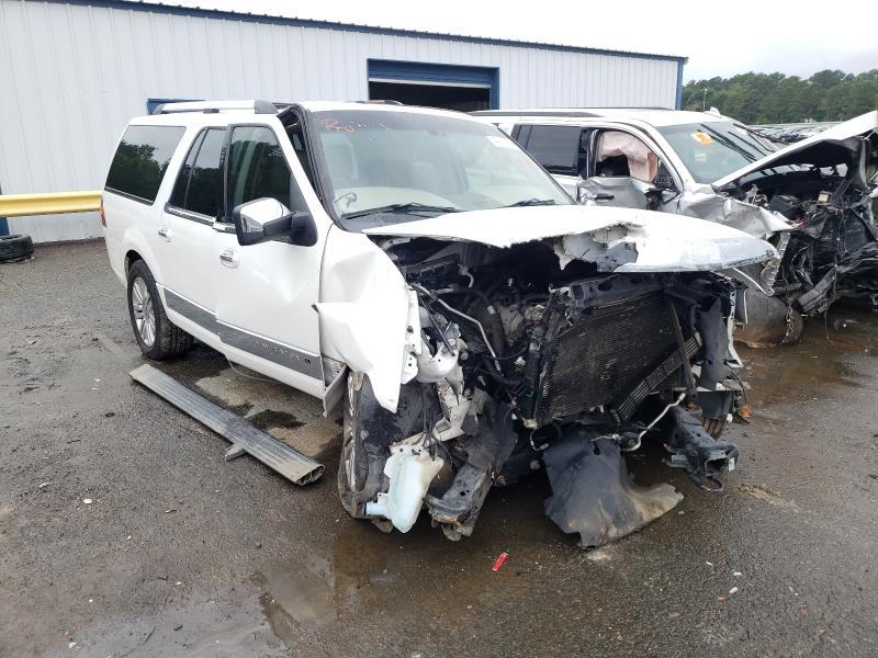 Lincoln Navigator salvage cars for sale: 2014 Lincoln Navigator