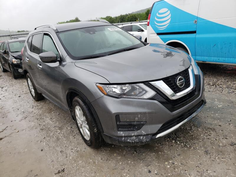 Salvage cars for sale from Copart Prairie Grove, AR: 2020 Nissan Rogue S