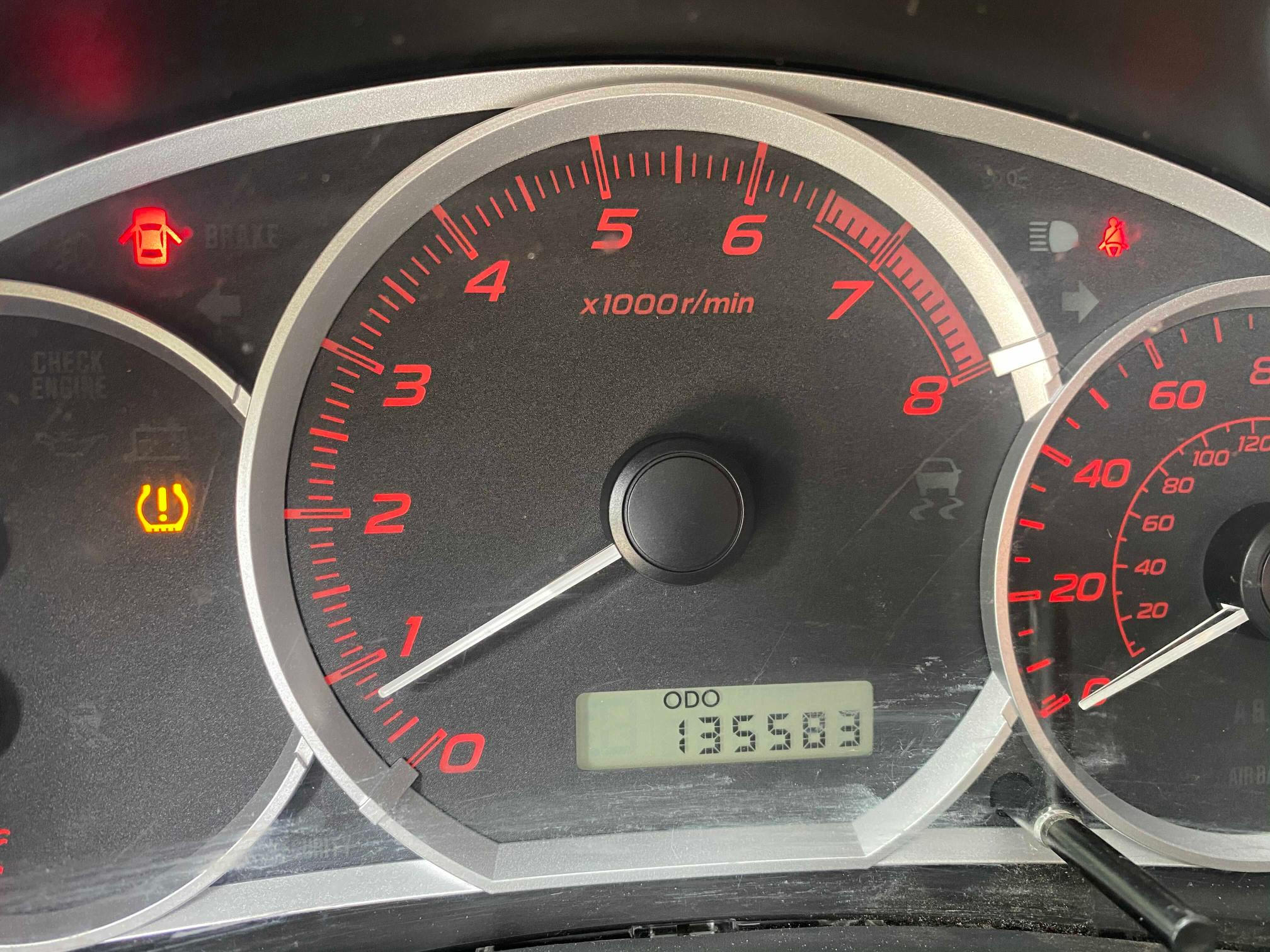 2011 SUBARU IMPREZA WR JF1GR7E69BG832396