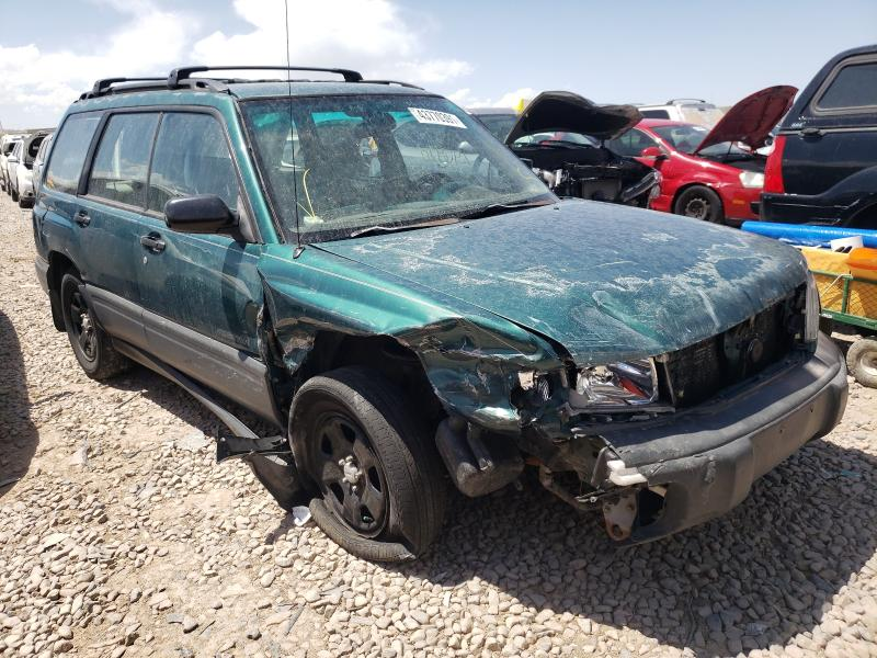 Subaru Forester salvage cars for sale: 1998 Subaru Forester