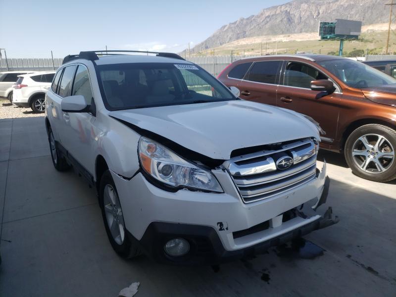 Subaru Vehiculos salvage en venta: 2013 Subaru Outback 2
