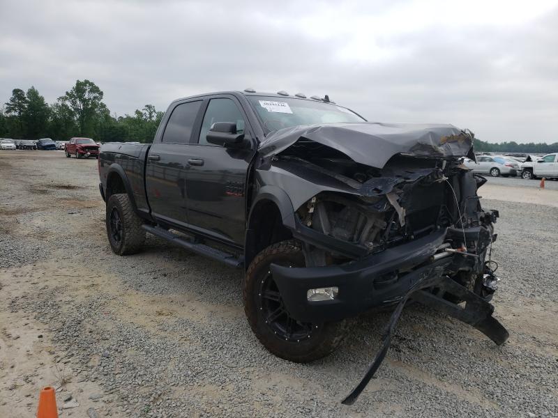 Dodge salvage cars for sale: 2018 Dodge RAM 2500 Power