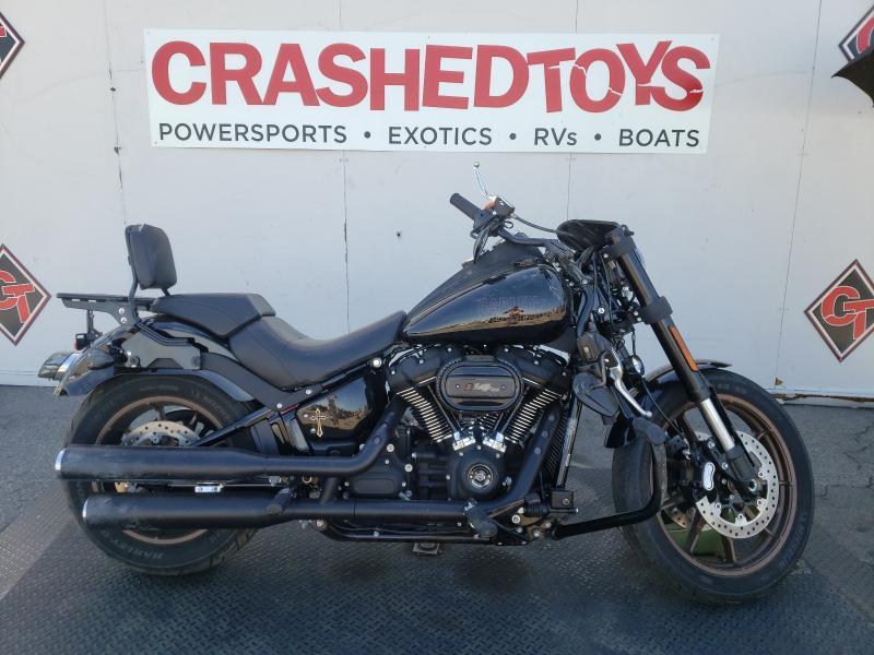 Vehiculos salvage en venta de Copart Van Nuys, CA: 2020 Harley-Davidson Fxlrs