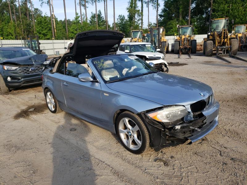BMW 128 I salvage cars for sale: 2013 BMW 128 I