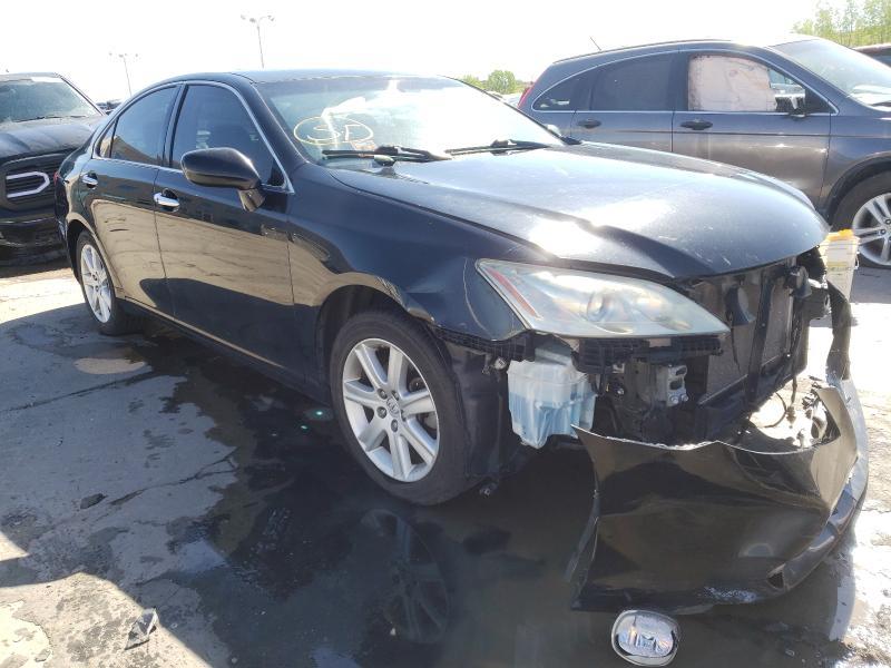 Lexus salvage cars for sale: 2009 Lexus ES 350