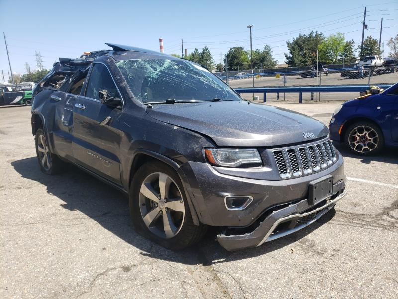 Salvage cars for sale from Copart Brighton, CO: 2014 Jeep Grand Cherokee