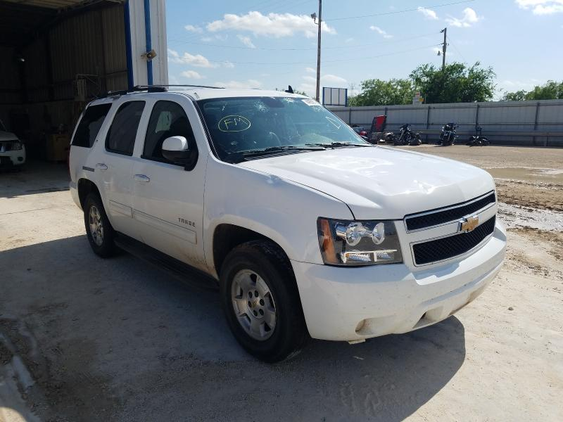 Salvage cars for sale from Copart Abilene, TX: 2010 Chevrolet Tahoe C150