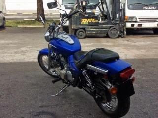 2006 KAWASAKI BN125 A6F JKABNRA176DA16829