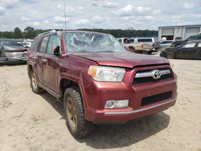 Salvage cars for sale at Conway, AR auction: 2011 Toyota 4runner SR