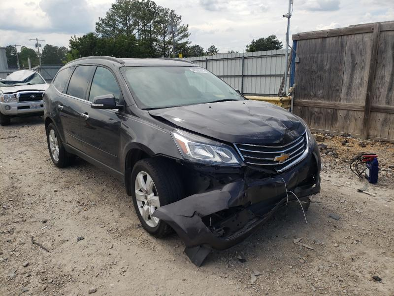 Salvage cars for sale from Copart Florence, MS: 2017 Chevrolet Traverse L