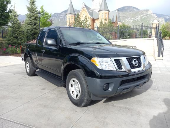 2014 Nissan Frontier S for sale in Magna, UT