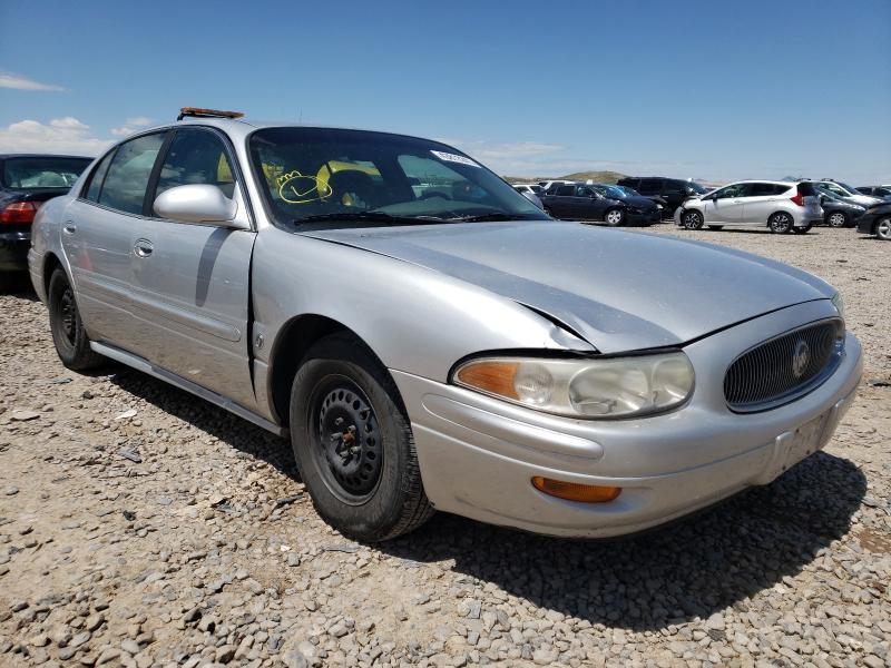 Buick Lesabre salvage cars for sale: 2002 Buick Lesabre