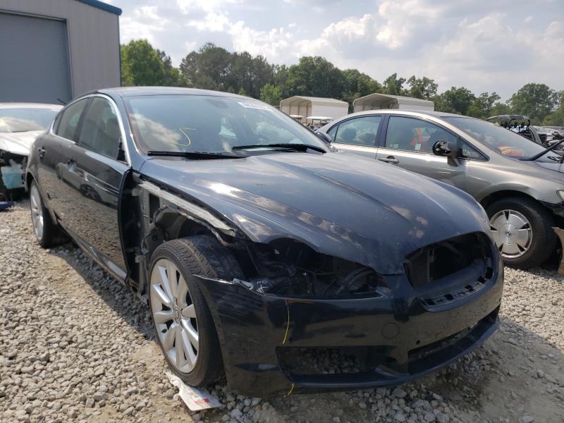 Salvage cars for sale from Copart Ellenwood, GA: 2011 Jaguar XF Premium