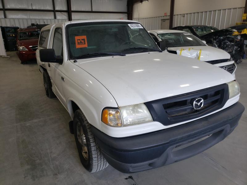 Mazda B2300 salvage cars for sale: 2006 Mazda B2300