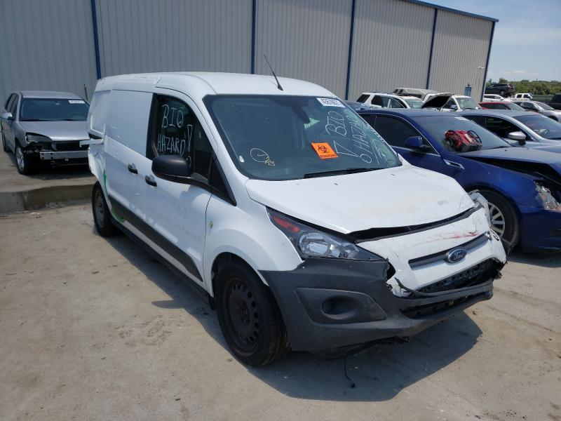 Salvage cars for sale from Copart Apopka, FL: 2018 Ford Transit CO