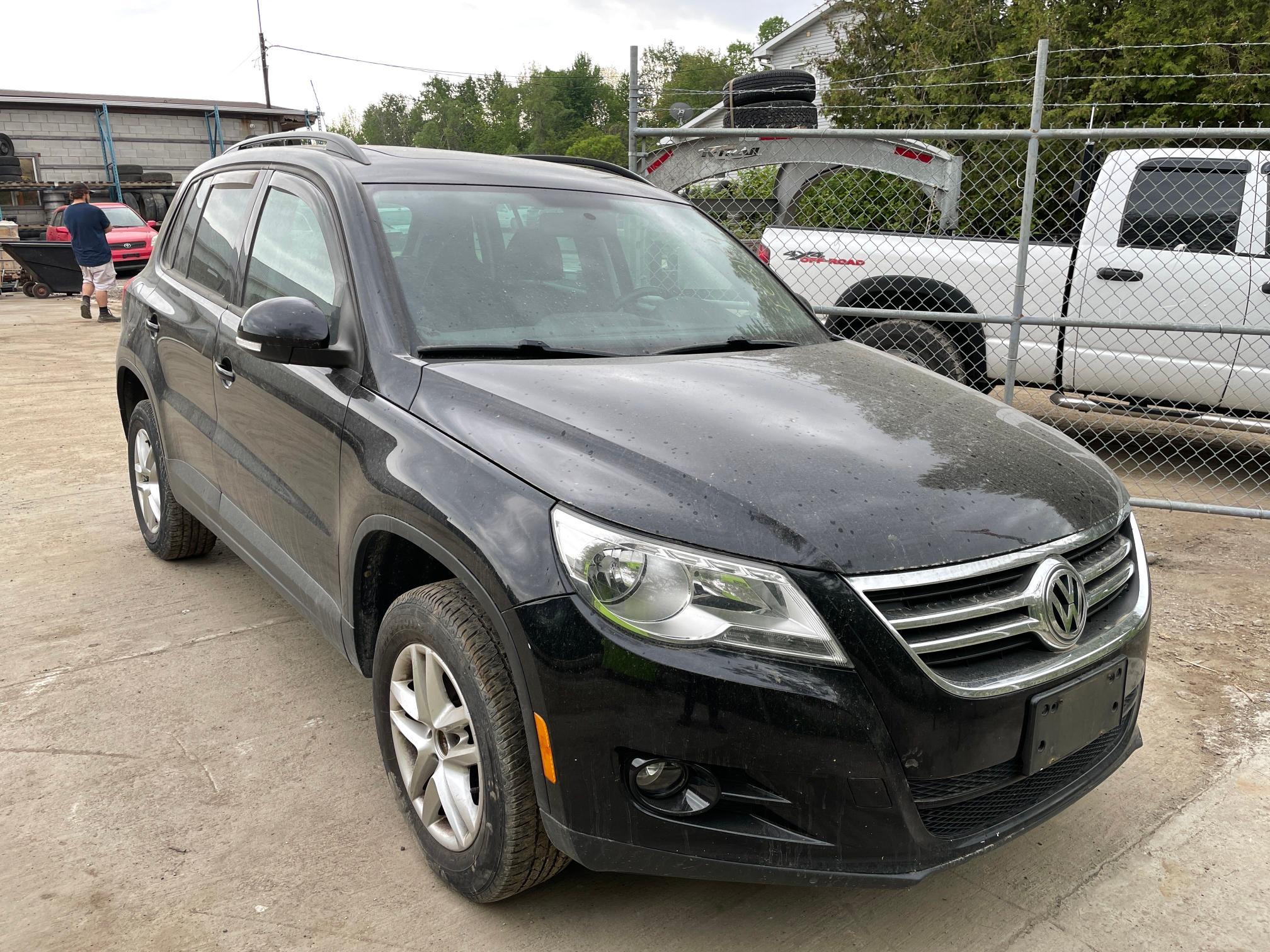 2009 Volkswagen Tiguan SE en venta en Bowmanville, ON
