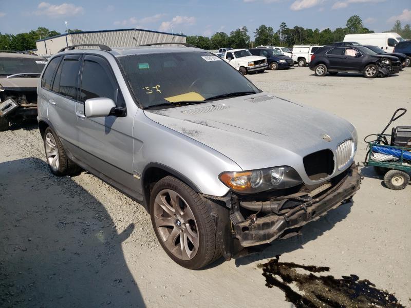 2004 BMW X5 4.8IS en venta en Spartanburg, SC