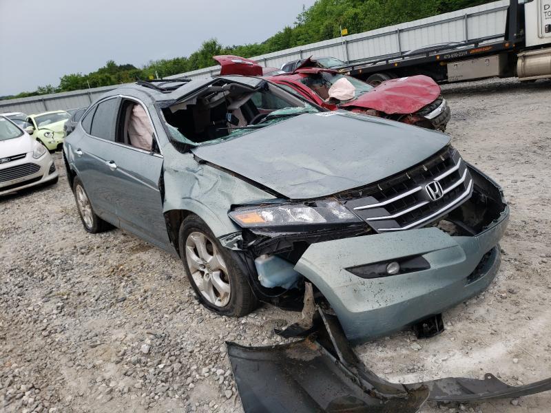 Salvage cars for sale from Copart Prairie Grove, AR: 2010 Honda Crosstour