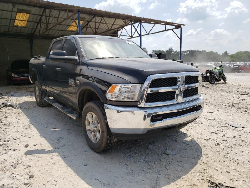 Salvage cars for sale from Copart Cartersville, GA: 2017 Dodge RAM 2500 ST