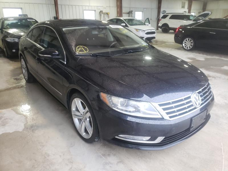 Salvage cars for sale from Copart Haslet, TX: 2013 Volkswagen CC Sport