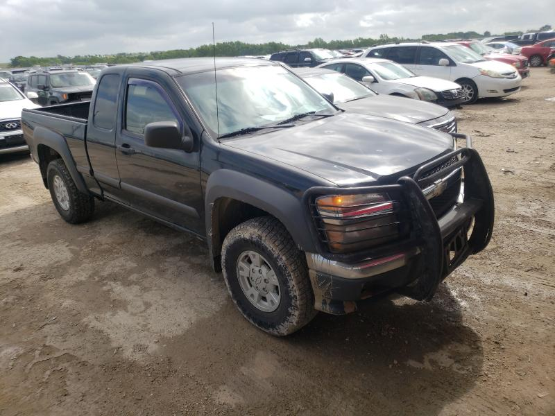 Salvage cars for sale from Copart Temple, TX: 2005 Chevrolet Colorado