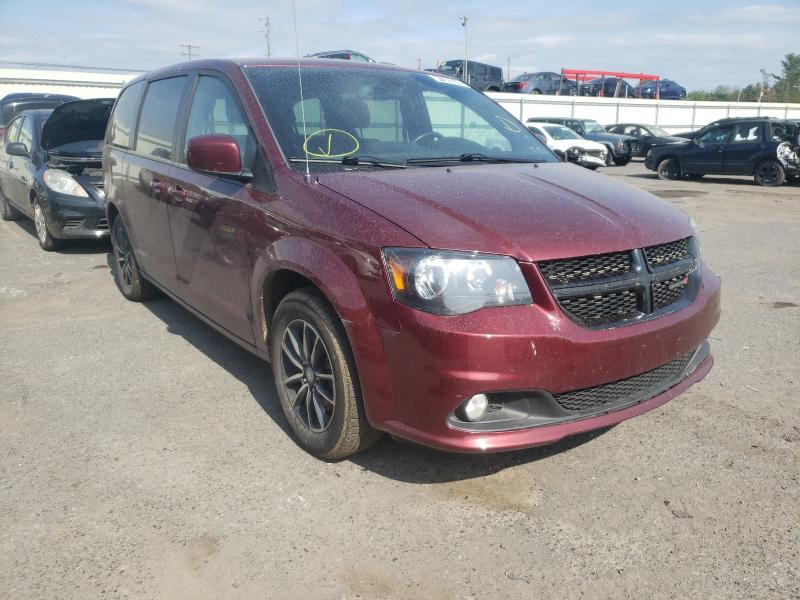 Salvage cars for sale from Copart Pennsburg, PA: 2019 Dodge Grand Caravan