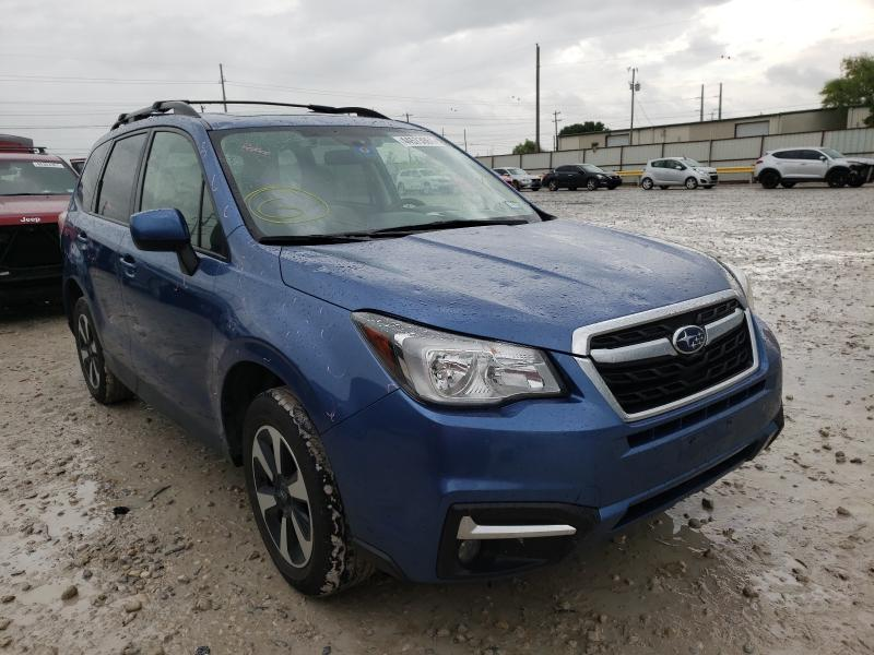 Salvage cars for sale from Copart Haslet, TX: 2018 Subaru Forester 2