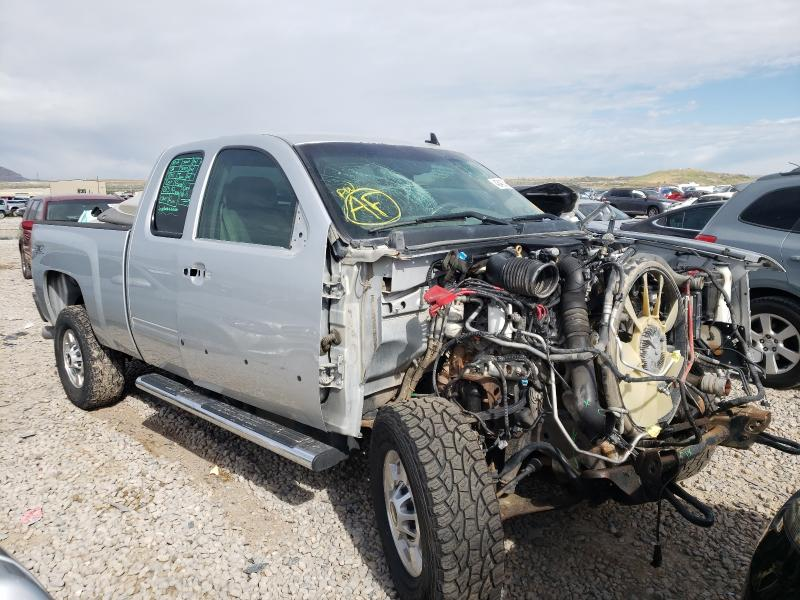 Salvage cars for sale from Copart Magna, UT: 2012 Chevrolet Silverado