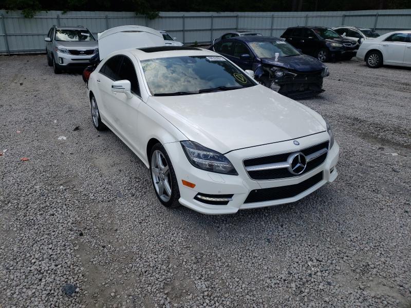 2014 Mercedes-Benz CLS 550 en venta en Knightdale, NC
