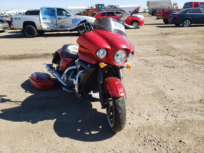 Salvage cars for sale from Copart Brighton, CO: 2011 Kawasaki VN1700 J