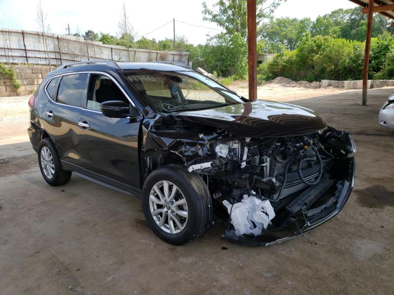 Salvage cars for sale from Copart Fairburn, GA: 2019 Nissan Rogue S