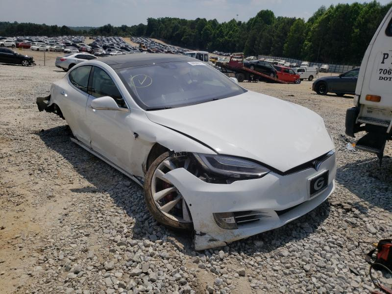 2016 Tesla Model S en venta en Gainesville, GA