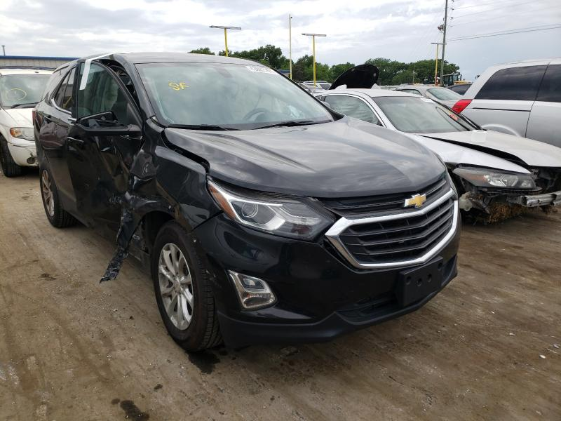 Salvage cars for sale from Copart Lebanon, TN: 2018 Chevrolet Equinox LT