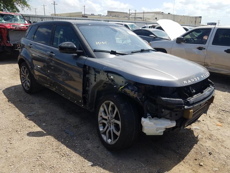 Salvage cars for sale from Copart Mercedes, TX: 2015 Land Rover Range Rover