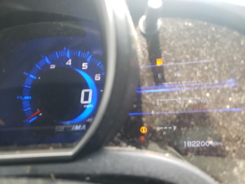 2012 HONDA CR-Z EX JHMZF1D60CS000050