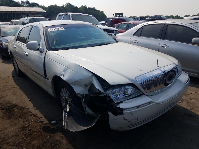 Lincoln Vehiculos salvage en venta: 2006 Lincoln Town Car S