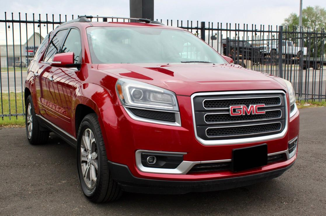 Salvage cars for sale from Copart Magna, UT: 2013 GMC Acadia SLT