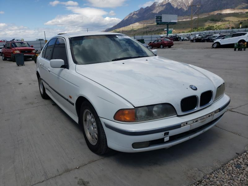 Salvage cars for sale from Copart Farr West, UT: 1997 BMW 3 Series