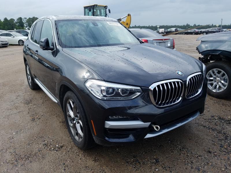 2021 BMW X3 SDRIVE3 5UXTY3C04M9D85097