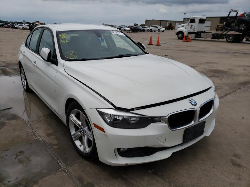 Vehiculos salvage en venta de Copart Wilmer, TX: 2014 BMW 328 I Sulev