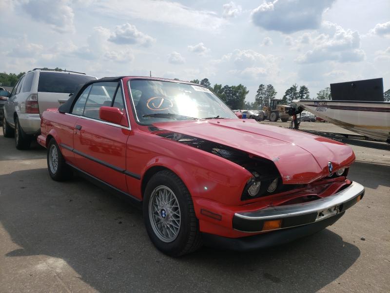 Vehiculos salvage en venta de Copart Dunn, NC: 1988 BMW 325 I Automatic