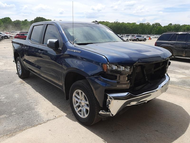 Salvage cars for sale from Copart Conway, AR: 2019 Chevrolet Silverado