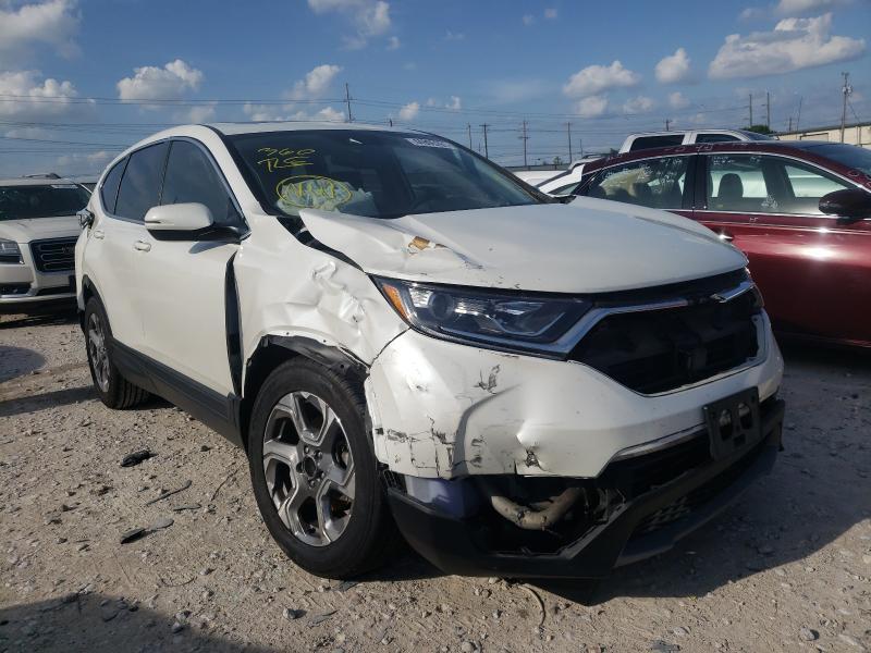 2018 HONDA CR-V EXL 2HKRW1H87JH501459