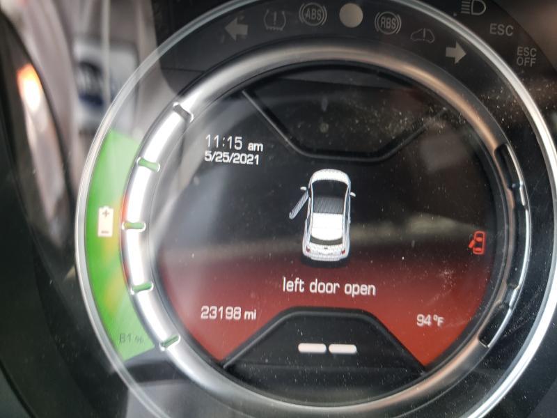 2017 FIAT 500 ELECTR 3C3CFFGE2HT659037