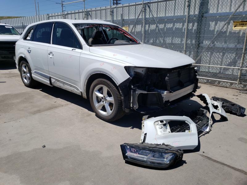 Audi Vehiculos salvage en venta: 2017 Audi Q7 Prestige