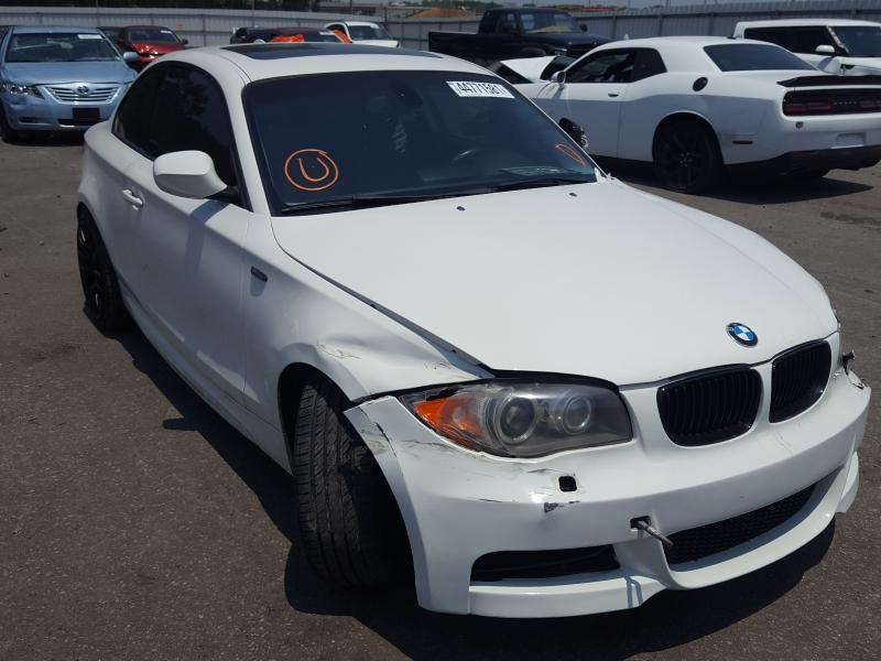 Salvage cars for sale from Copart Dunn, NC: 2011 BMW 135 I