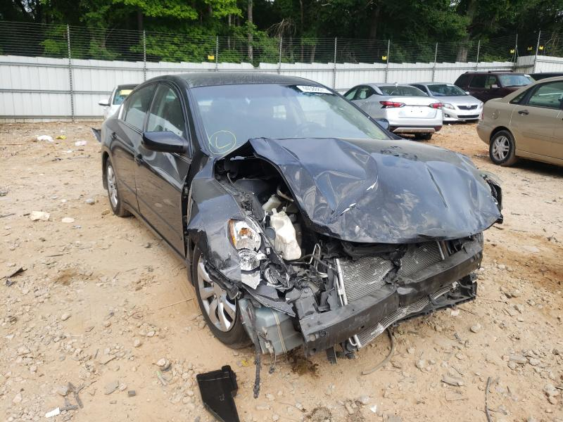 Salvage cars for sale from Copart Austell, GA: 2011 Nissan Altima Base