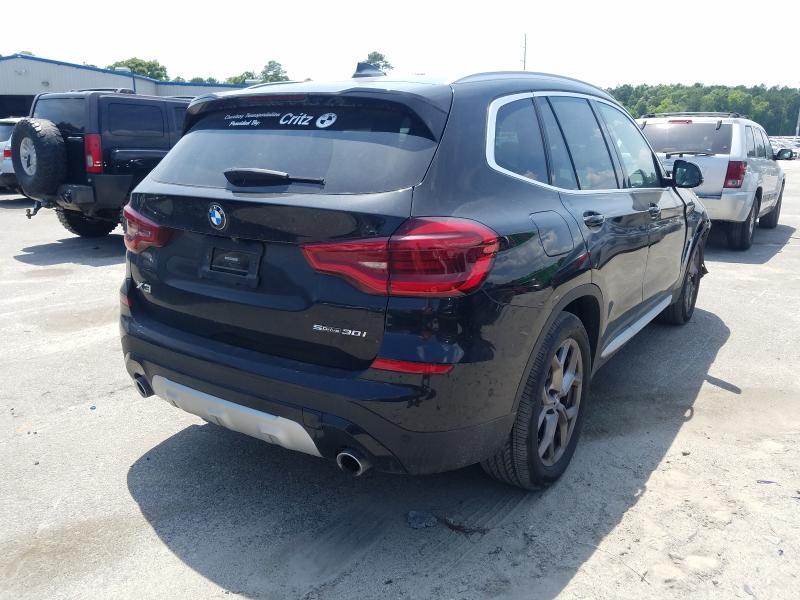 2021 BMW X3 SDRIVE3 5UXTY3C06M9E67204