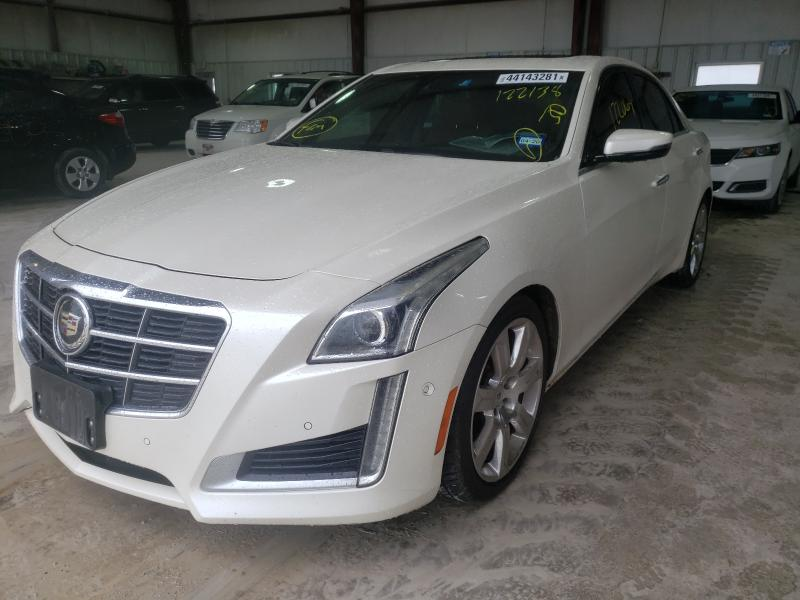 2014 CADILLAC CTS PREMIUM COLLECTION