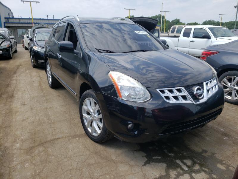 Nissan Vehiculos salvage en venta: 2012 Nissan Rogue S